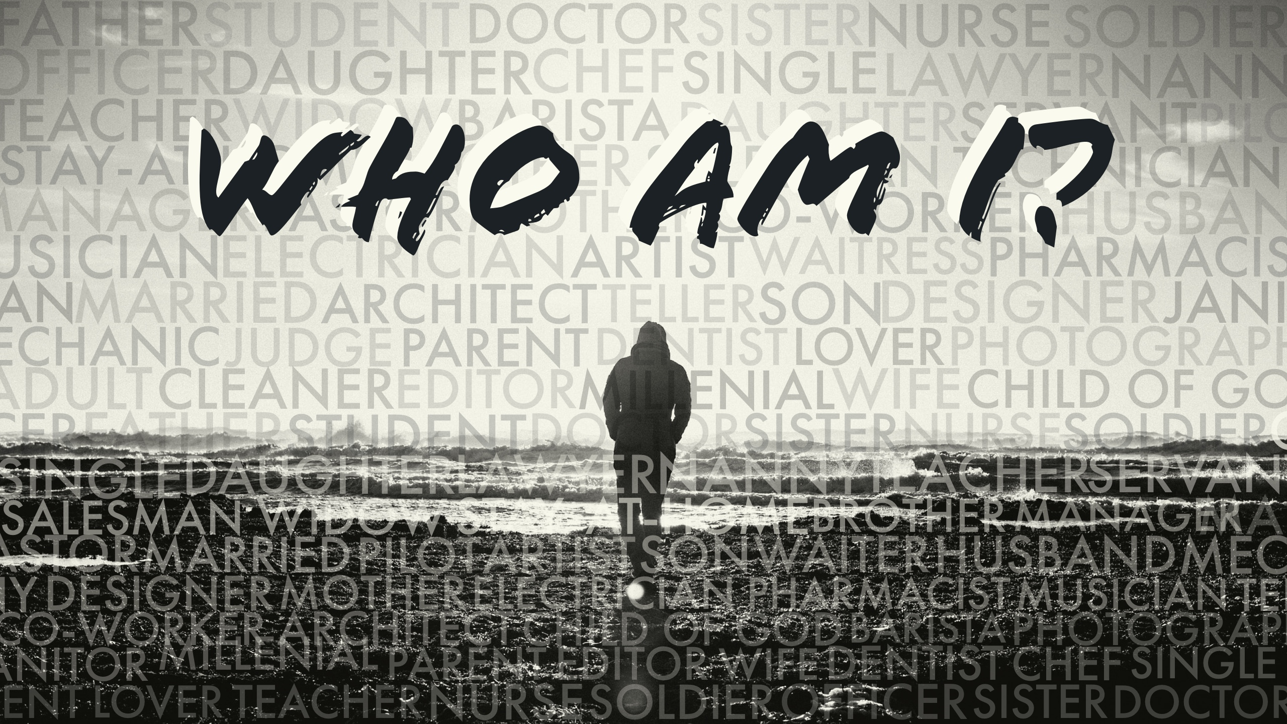 Self-Discovery – The Who Am I question.