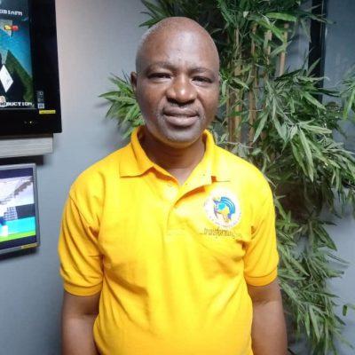 Dr. Odeniyi O. Adebayo.
